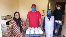 CSI Warm Food And Grocery Parcel Distribution